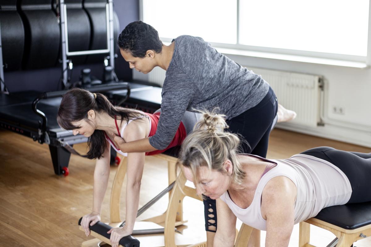 Pilates Max