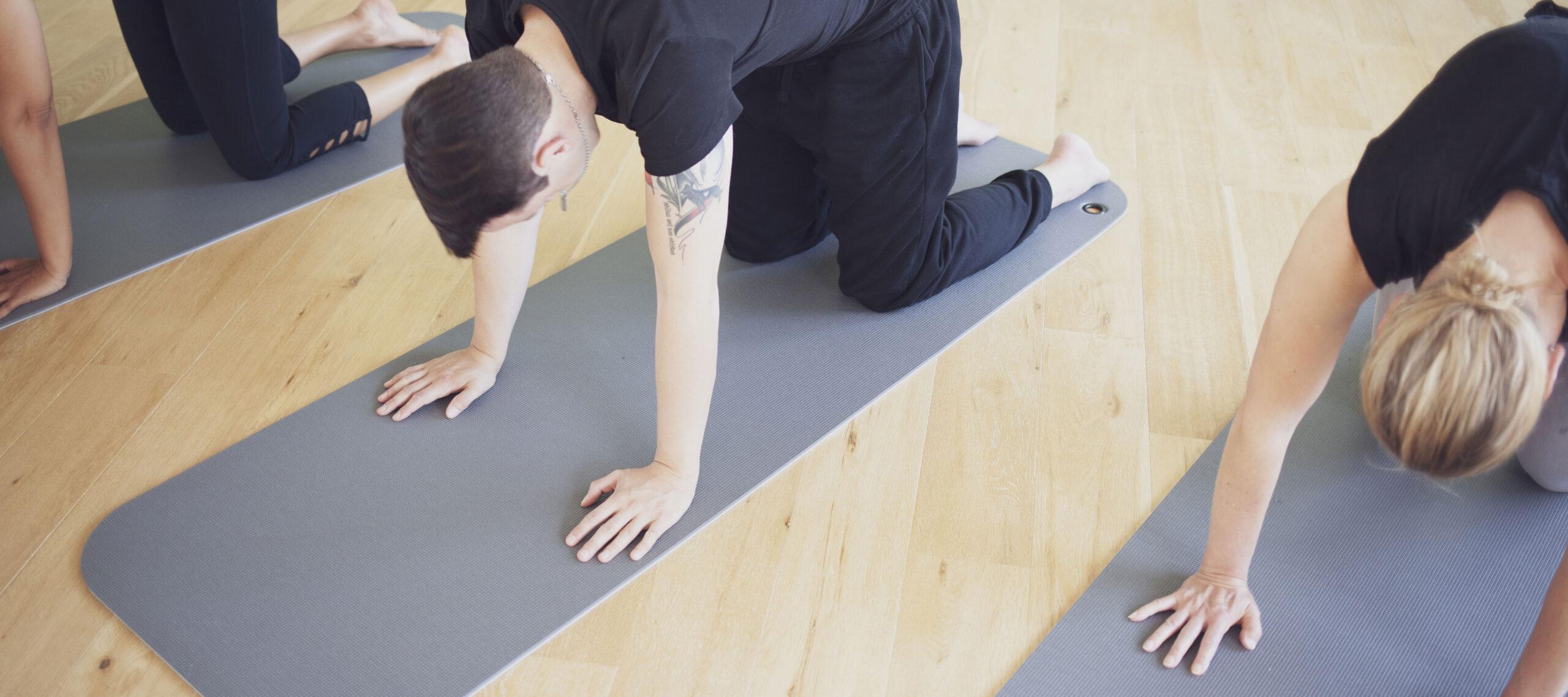 Pilates Matwork Studio / Online
